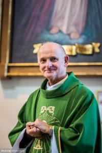 ks. Józef Marek (I proboszcz oraz budowniczy kościoła)