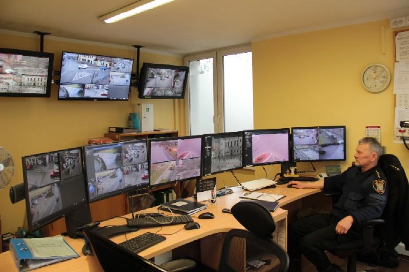 osiedle Piastów jest objęte monitoringiem miejskim