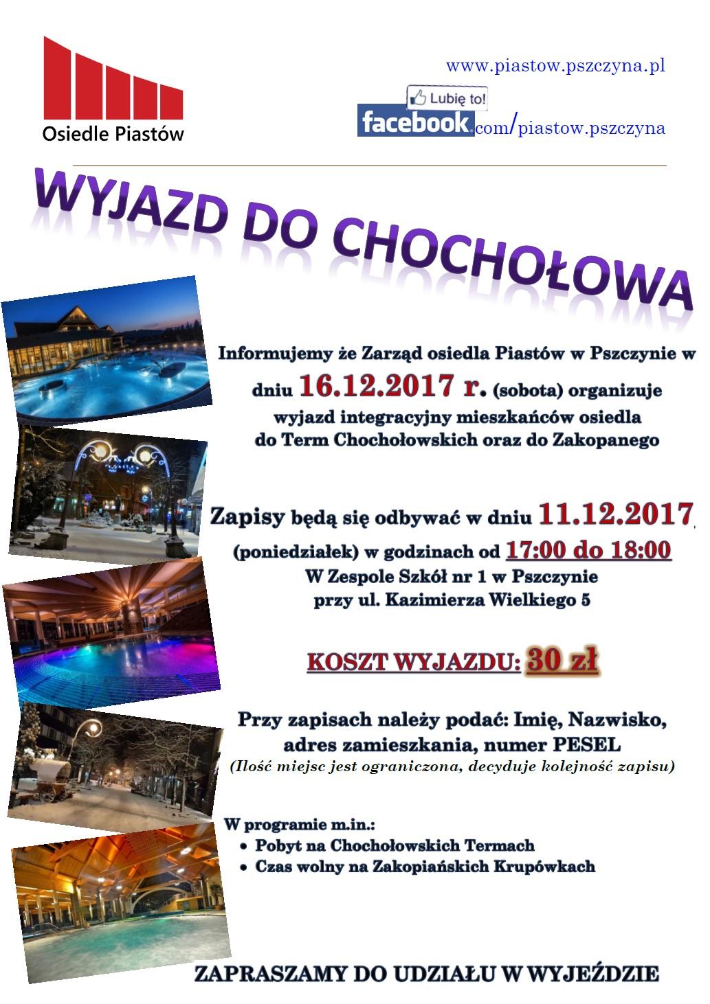 Plakat Piastów